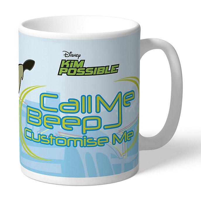 Kim Possible Personalised Mug