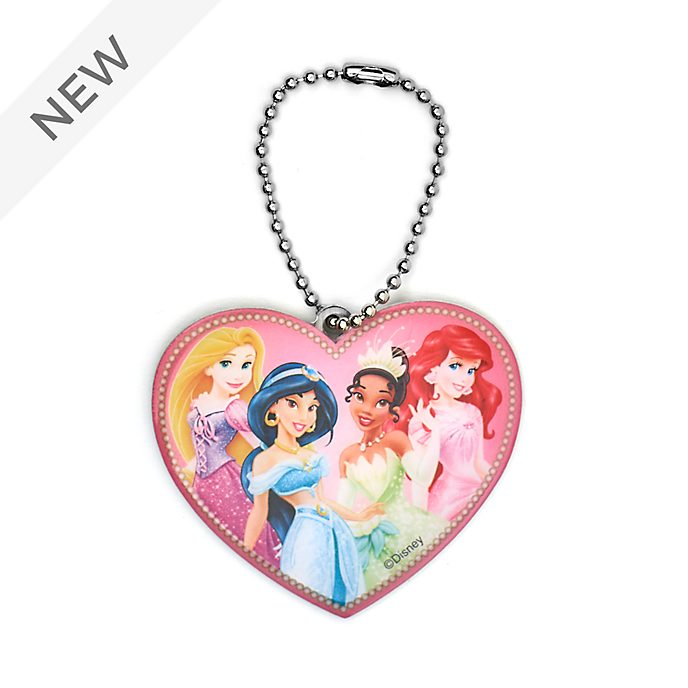 Disney Store Disney Princess Heart Personalised Tag