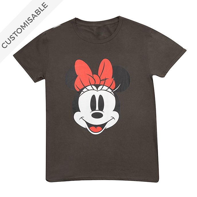 Minnie Mouse Customisable T-Shirt For Adults