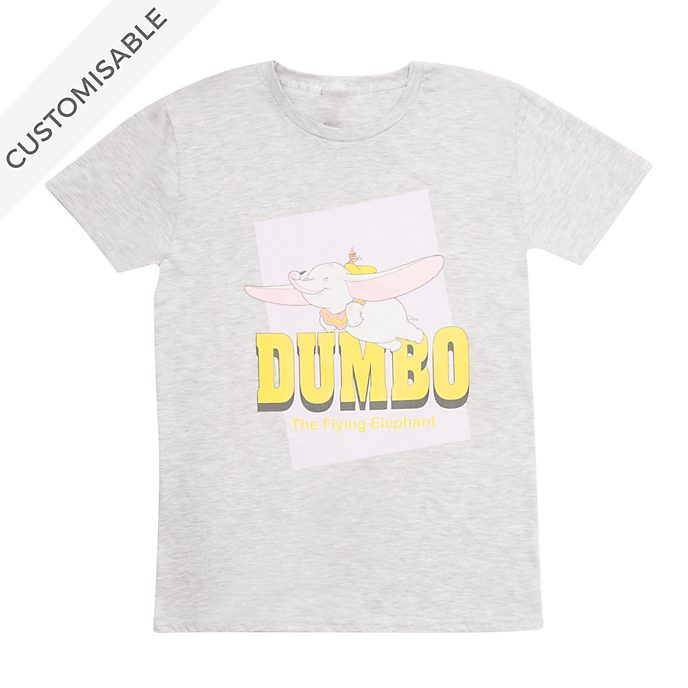 Dumbo Customisable T-Shirt For Adults