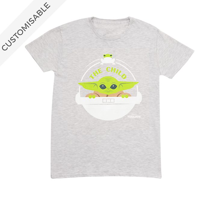 The Child Customisable T-Shirt For Adults