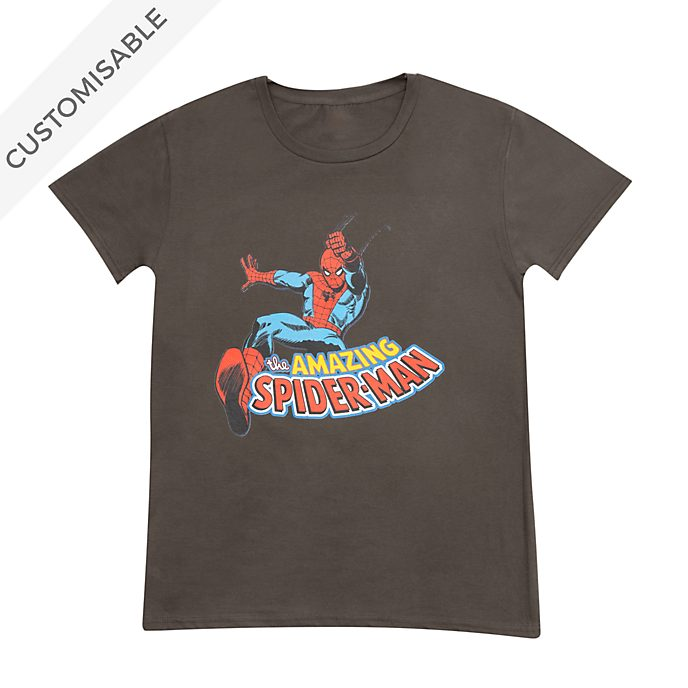 Spider-Man Customisable T-Shirt For Adults
