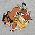 The Lion King Customisable T-Shirt For Adults