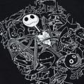 Jack Skellington Customisable T-Shirt For Adults