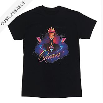 Evil Queen Customisable T-Shirt For Adults