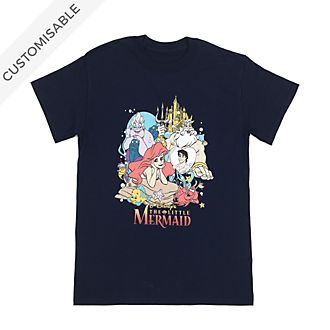 The Little Mermaid Customisable T-Shirt For Adults