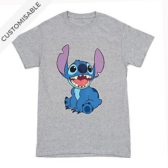 Stitch Customisable T-Shirt For Adults