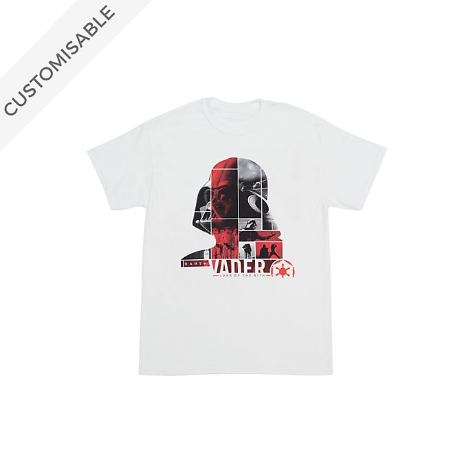 Darth Vader: Lord of the Sith Customisable T-Shirt For Kids