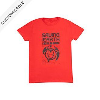 Iron Man Customisable T-Shirt For Kids