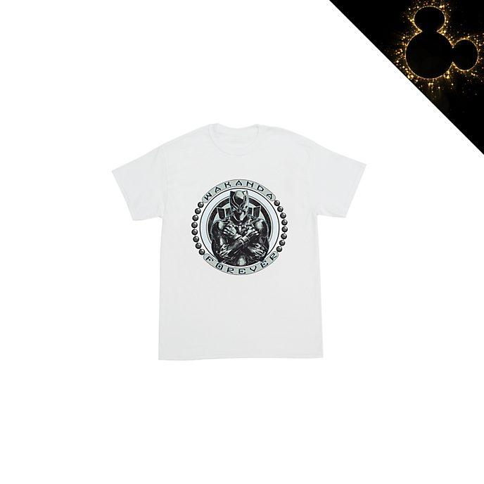 Black Panther Wakanda Forever Customisable T-Shirt For Kids
