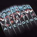 Avengers Customisable T-Shirt For Kids