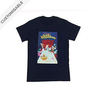 Alice in Wonderland Customisable T-Shirt For Kids