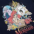 The Little Mermaid Customisable T-Shirt For Kids