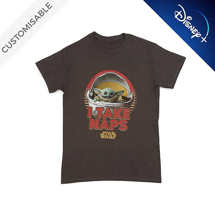 The Child 'I Take Naps' Customisable T-Shirt For Kids