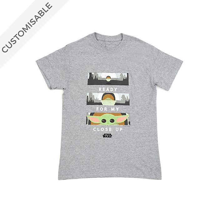 The Child Stylised Customisable T-Shirt For Kids