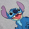 Stitch Customisable T-Shirt For Kids