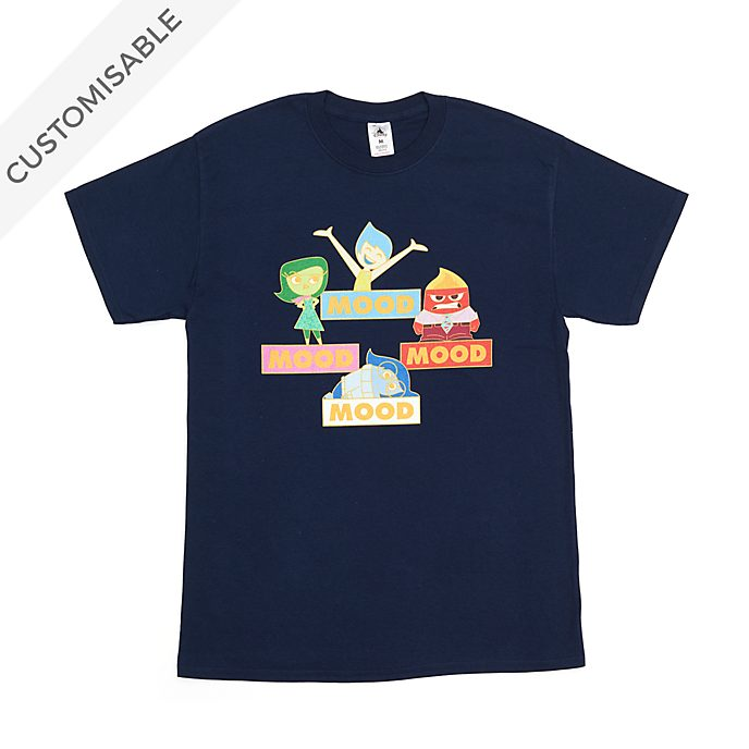 Inside Out Mood Customisable T-Shirt For Adults