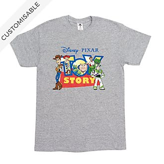 Toy Story Classic Customisable T-Shirt For Adults