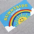 Toy Story Sunnyside Daycare Customisable T-Shirt For Adults