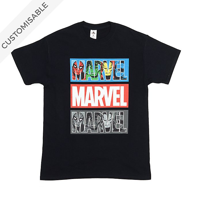 Marvel Customisable T-Shirt For Adults