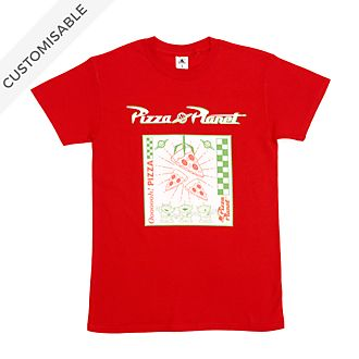 Pizza Planet Customisable T-Shirt For Adults, Toy Story