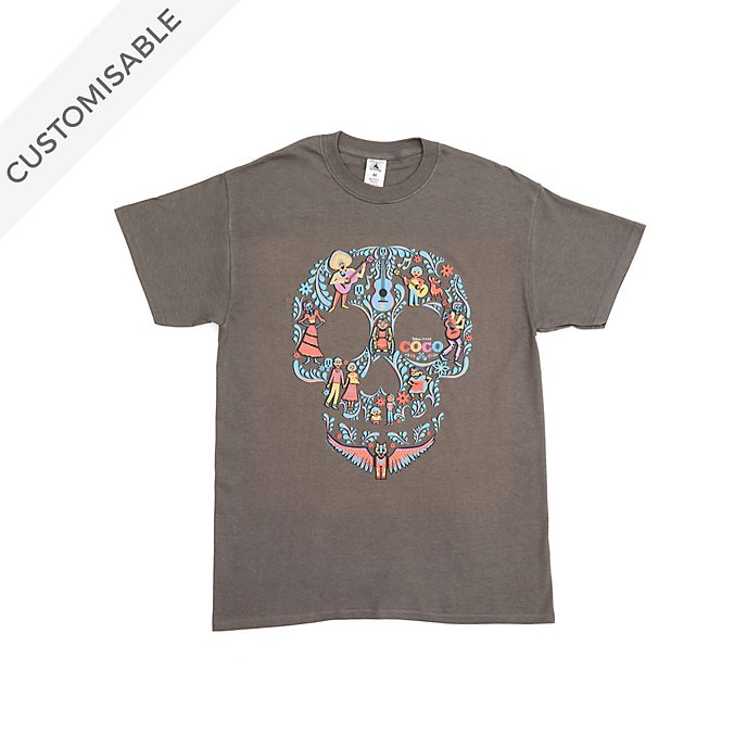 Disney Pixar Coco Customisable T-Shirt For Kids