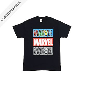 Marvel Customisable T-Shirt For Kids