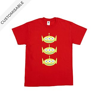 Aliens Stylised Customisable T-Shirt For Kids