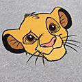 Simba Customisable T-Shirt For Kids, The Lion King