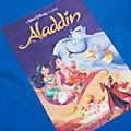 Aladdin Poster Customisable T-Shirt For Adults