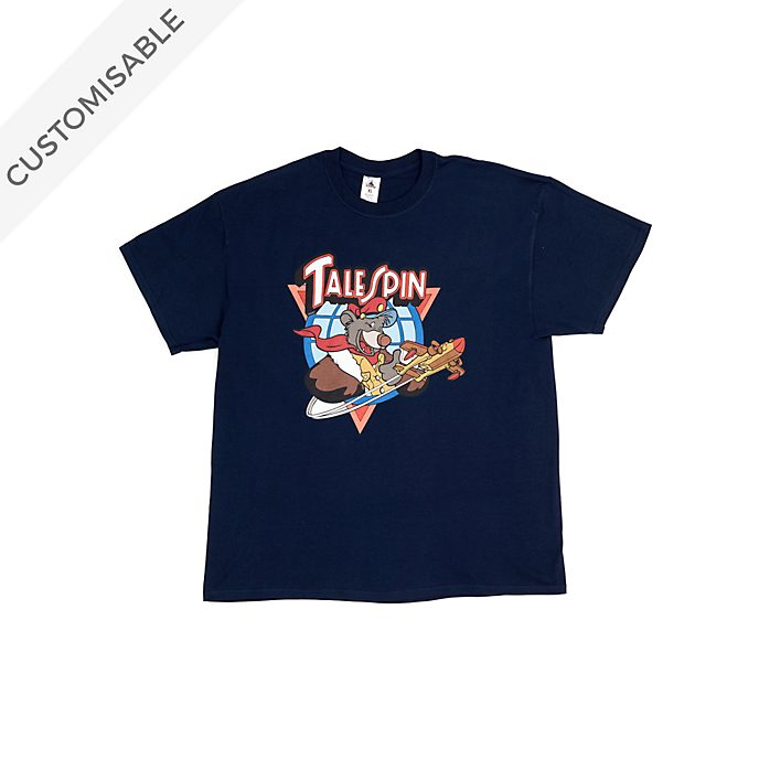 TaleSpin Customisable T-Shirt For Kids