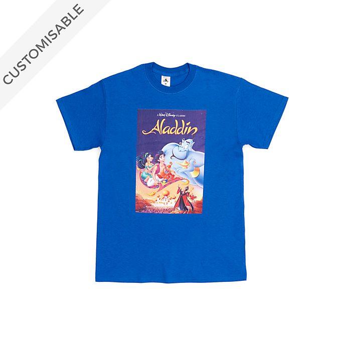 Aladdin Poster Customisable T-Shirt For Kids