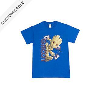 Groot Mixtape Customisable T-Shirt For Kids
