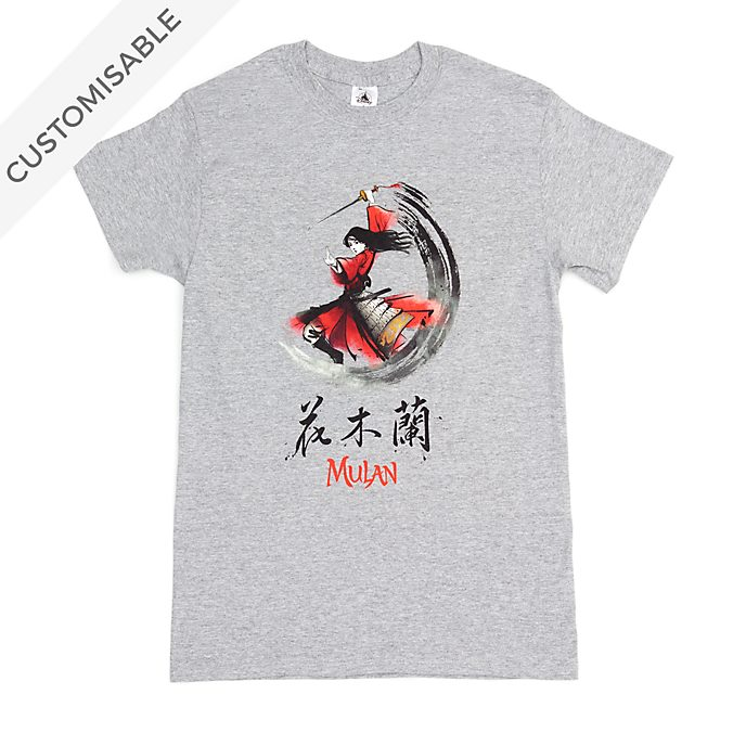 Mulan Stylised Customisable T-Shirt For Adults