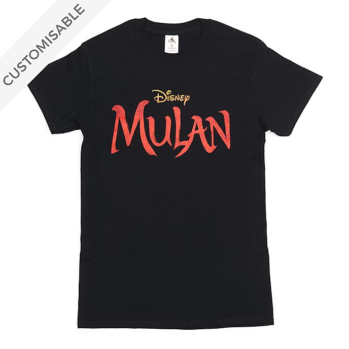 Mulan Logo Customisable T-Shirt For Adults