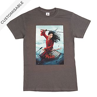 Mulan Poster Customisable T-Shirt For Adults