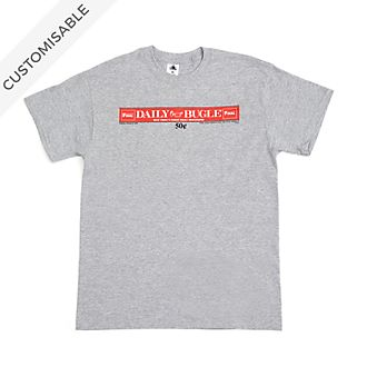 Daily Bugle Customisable T-Shirt For Adults
