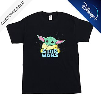 The Child Neon Customisable T-Shirt For Adults, Star Wars