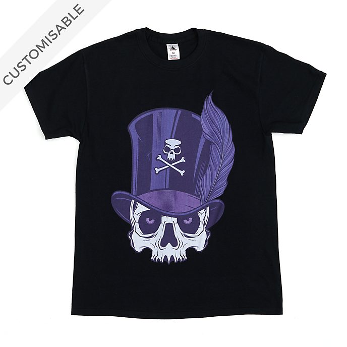 Dr. Facilier Skull Customisable T-Shirt For Adults