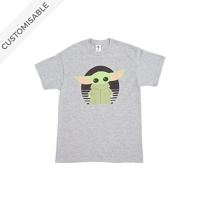 The Child Stylised Character Customisable T-Shirt For Kids