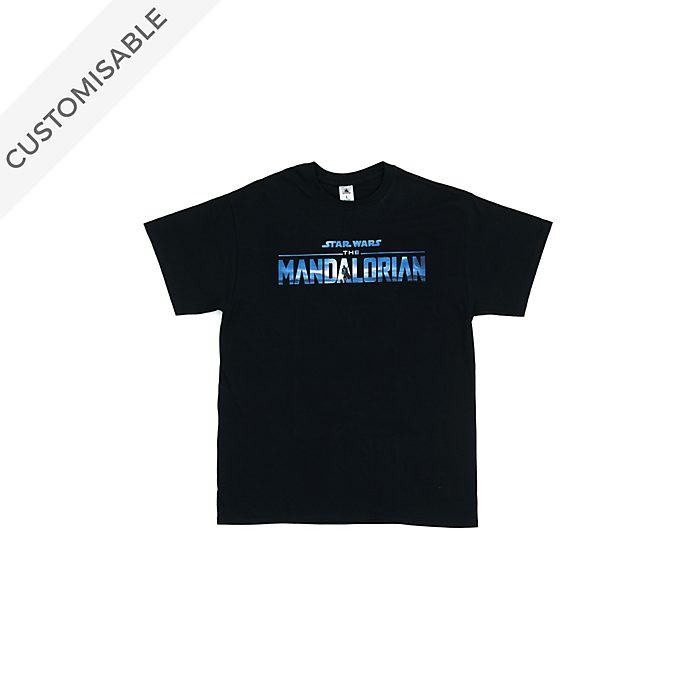 Star Wars: The Mandalorian Customisable T-Shirt For Kids