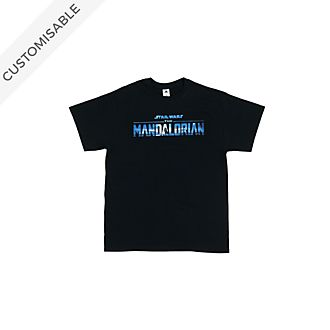 Star Wars: The Mandalorian Customisable T-Shirt For Kids