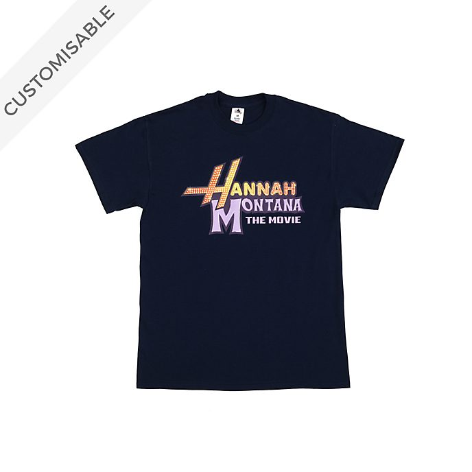 Hannah Montana: The Movie Customisable T-Shirt For Kids