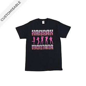 Hannah Montana Customisable T-Shirt For Kids