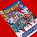 Marvel Comics Customisable T-Shirt For Adults