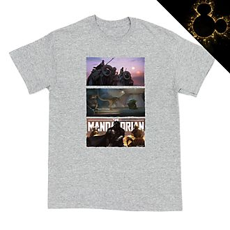 Star Wars: The Mandalorian Scenes Customisable T-Shirt For Adults