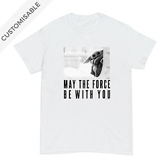 The Child Force Customisable T-Shirt For Adults, Star Wars