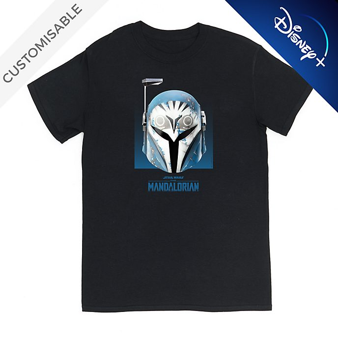 Bo-Katan Kryze Helmet Customisable T-Shirt For Adults, Star Wars