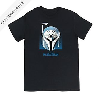 Bo-Katan Kryze Helmet Customisable T-Shirt For Adults, Star Wars