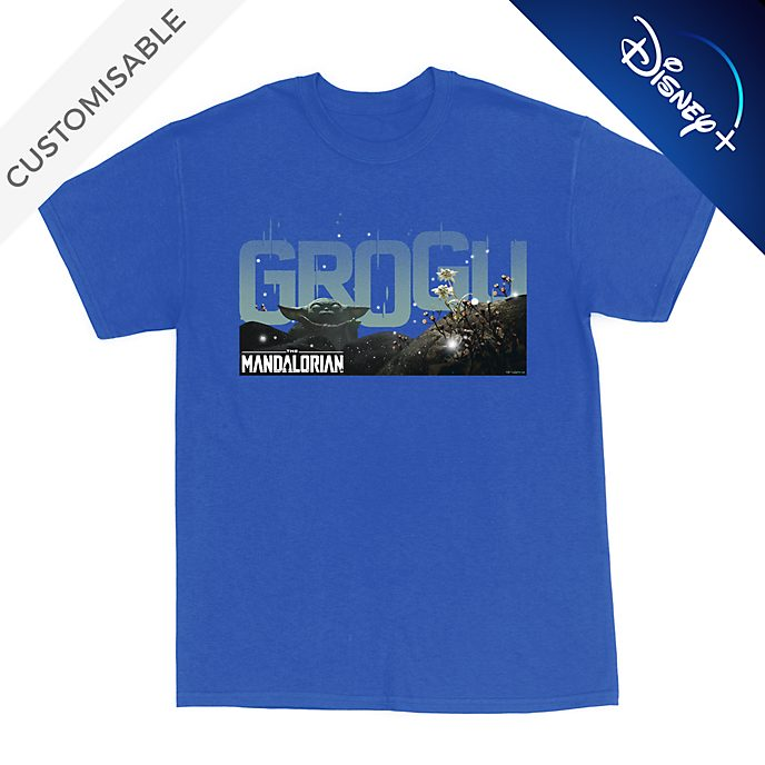 Grogu The Child Customisable T-Shirt For Adults, Star Wars: The Mandalorian